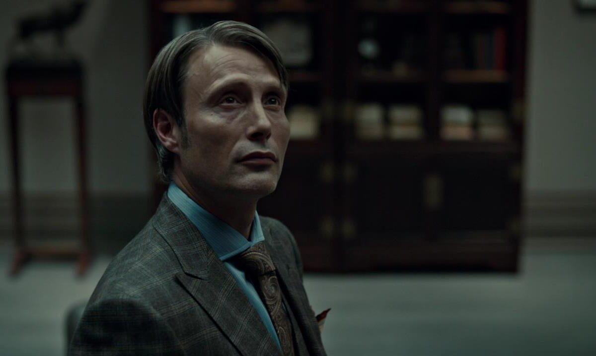 WIN Hannibal the complete season one